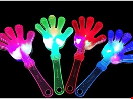 bàn tay đèn led