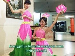 cho thuê trang phục biểu diễn, cho thuê trang phục múa, trang phục dân tộc