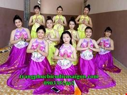 áo yếm váy đụp, áo yếm váy múa, trang phục biểu diễn, cho thuê trang phục, trang phục truyền thống, trang phục sân khấu....