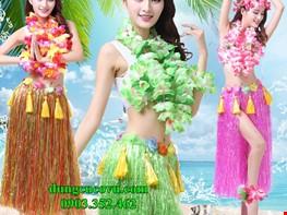 cho thuê trang phục múa hawaii, cho thuê trang phục biểu diễn