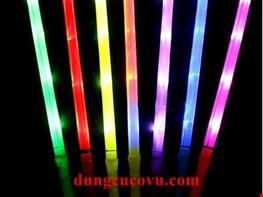 đèn led với giá rẻ, với nhiều chủng loại như nhựa, xốp, hình trái tim, ngôi sao, que dạ quang, que phát sáng