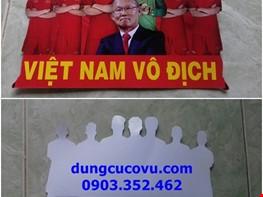 Nón giấy đội đầu, băng đô giấy, băng đô cột đầu, nón đội đầu cổ vũ nhận in với giá rẻ tại Hồ Chí Minh
