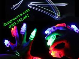 nhẫn led đeo tay, finger led light, nhẫn led hcm, nhẫn led, đồ chơi led, đồ chơi phát sáng, đèn led...