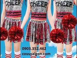 Trang phục cổ vũ, quần áo nhảy, đồng phục nhảy, váy nhảy